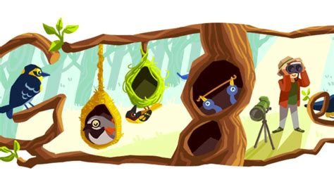 Phoebe Snetsinger Google doodle marks 85th birthday of ...