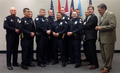 Phoenix Police Department swears in 11 new officers - KTAR.com