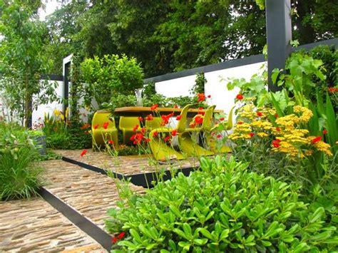 Photo aménagement jardin : le relooking printemps jardin