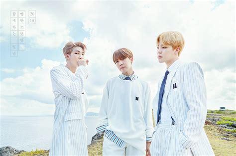 Photo )) BTS 2018 Season's Greetings Calender • Kpopmap