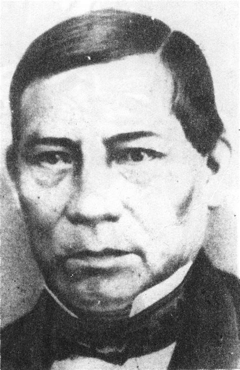 Photo of Benito Juárez  Benito Juarez