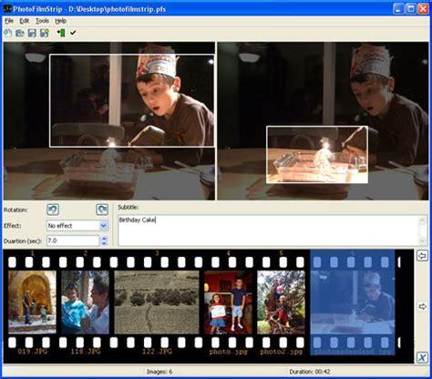 Photofilmstrip, programa para crear videos con fotos | La ...