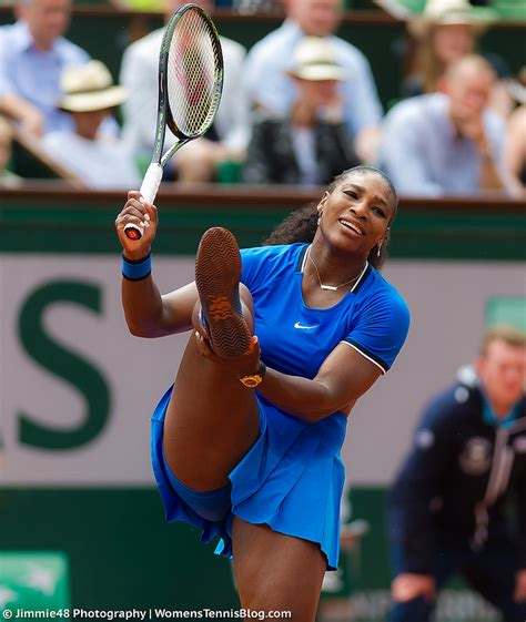 Photos from Roland Garros: Serena moves on - Women's ...