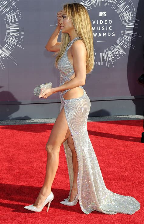 PHOTOS Jennifer Lopez à 2014 MTV vidéo Music Awards à ...