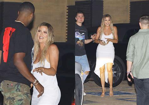 PHOTOS | June 24, 2017 - Khloe Kardashian & Tristan ...
