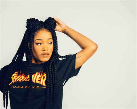 Photoshoot with Sheridan   Keke Palmer   Official Website