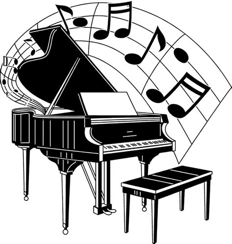 Piano Clip Art Free Download | Clipart Panda - Free ...