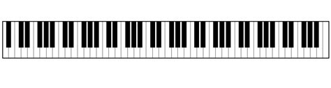 Piano Keyboard Clipart Free Stock Photo - Public Domain ...