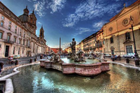 Piazza Navona: la plaza barroca por excelencia en Roma ...