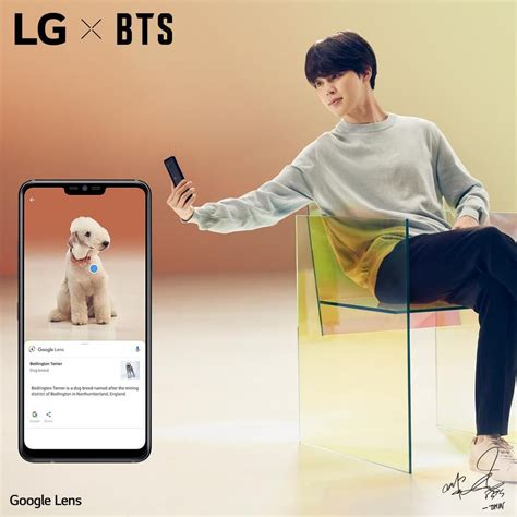 [Picture] LG X BTS : LG G7 ThinQ [180510]