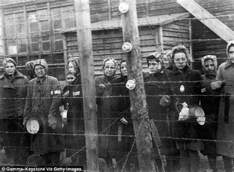 Pictures Inside Ravensbruck, Hitler's Concentration Camp ...