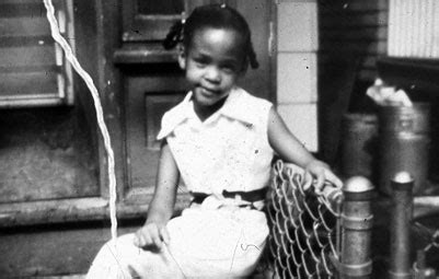 pictures of aretha franklin as a child