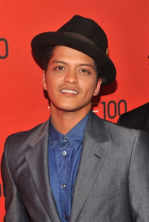 Pictures & Photos of Bruno Mars - IMDb