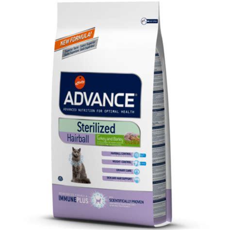 Pienso para gatos esterilizados Advance Sterelized ...