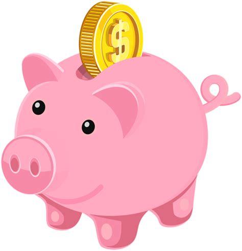 Piggy Bank Clipart Png