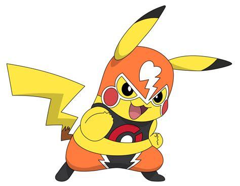 Pikachu Libre Pokemon No Color Images   Pokemon Images