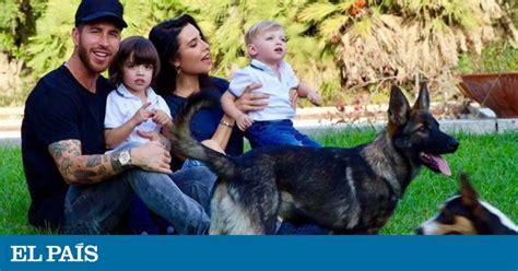 Pilar Rubio y Sergio Ramos anuncian la llegada de su ...