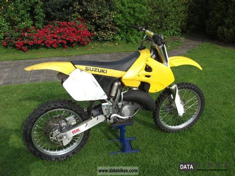 Pin 1984 Suzuki Rm 250 Motorcycle Pictures on Pinterest