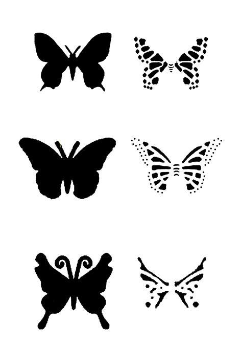 Pin De Mariposa Plantilla Tribal Fotos Tatuajes Tattoos ...