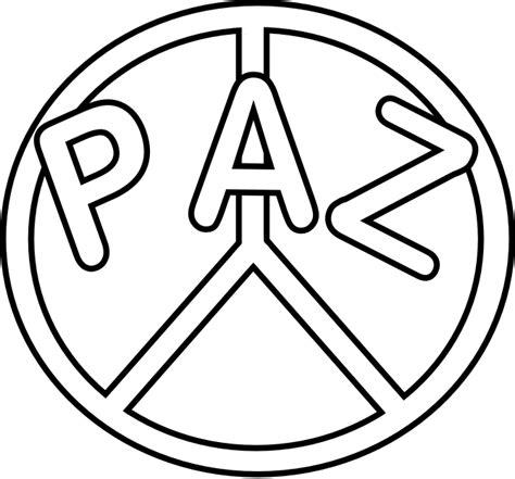 Pin Hippies para colorear dibujos simbolos on Pinterest