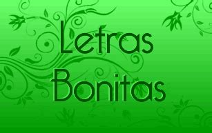 Pin Letras Raras Bonitas on Pinterest