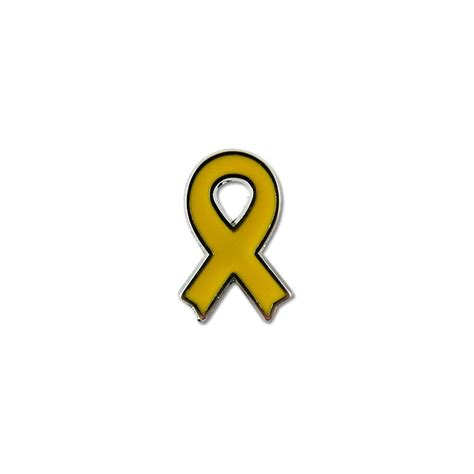 Pin llaç groc petit en suport presos polítics catalans