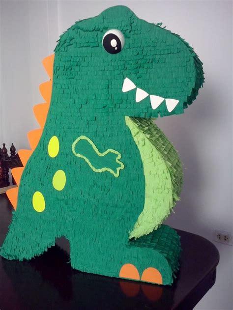 Piñata de dinosaurio   Cumple ricky   Pinterest   Fiestas ...
