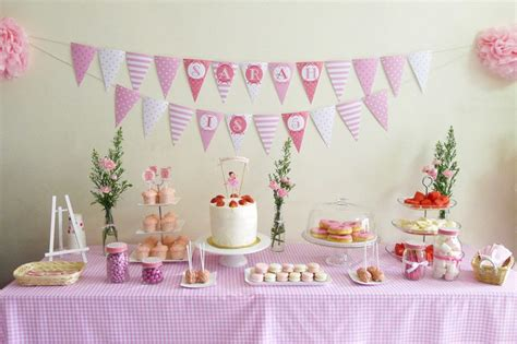 Pink Ballerina Birthday Party - The Sweetest Occasion