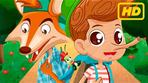 PINOCHO, cuento infantil - YouTube