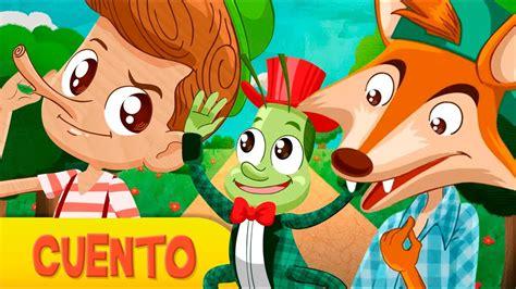 PINOCHO, cuentos infantiles, cuentos y canciones ...