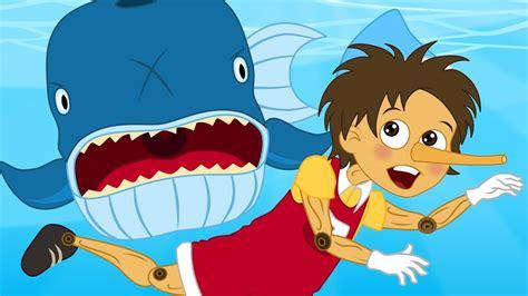 Pinocho - cuentos infantiles en Español - YouTube