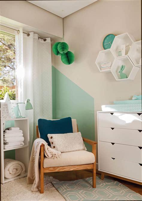 Pintar dormitorio infantil