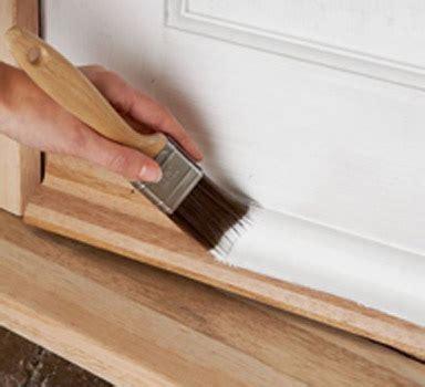 Pintar madera - Pinturas Andalucia