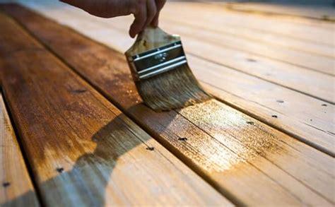 Pintura para madera, tipos y acabados