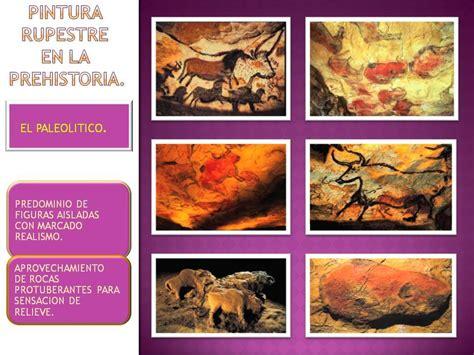 PINTURA Rupestre paleolitico | Historia del arte en resumen