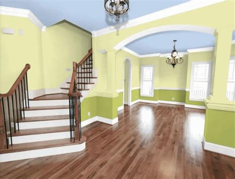 Pintura Y Decoracion De Interiores. Cheap Cool Interiores ...