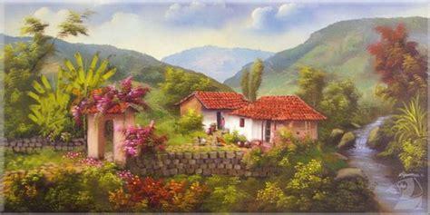 Pintura y Fotografía Artística : Paisajes pinturas ...