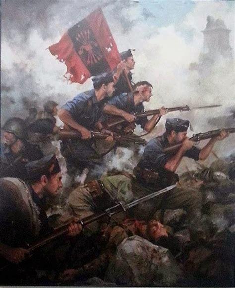 Pinturas de Guerra: pinturas sobre la guerra civil española