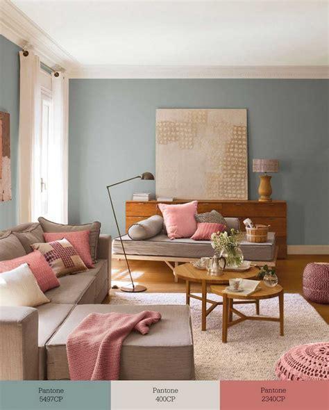 Pinturas De Moda Para Interiores Planos Colores Pintura ...