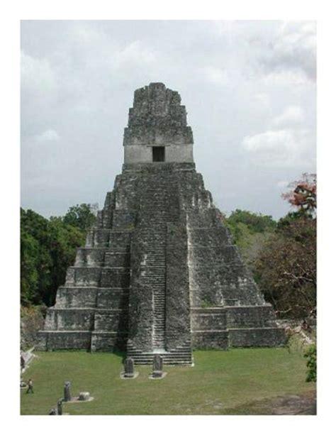 Piramides mayas - Imagui
