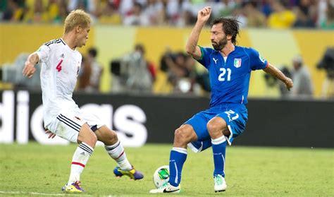 Pirlo no jugará ante Brasil por lesión - Libertad Digital