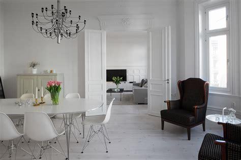 Piso elegante y moderno con elementos originales   Blog ...