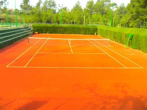 Pista de tenis | fotos de Cultura y deportes