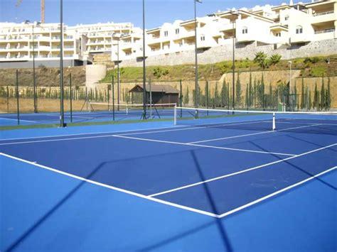 Pistas de tenis Club Cerrado del Aguila, Costa del Sol