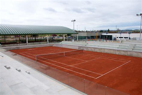 Pistas de tenis - Club Raqueta Valladolid
