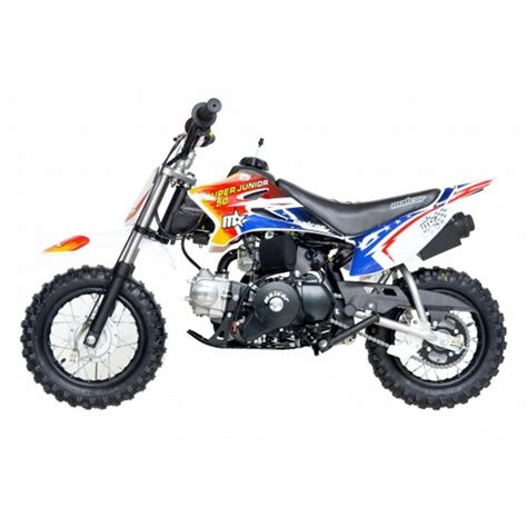 Pit bike baratas Malcor Junior de 50cc - motos de cross ...