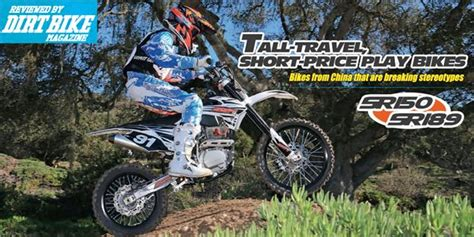 Pit Bikes | SSR 125 | Dirt Bike | 140 - GoKarts USA