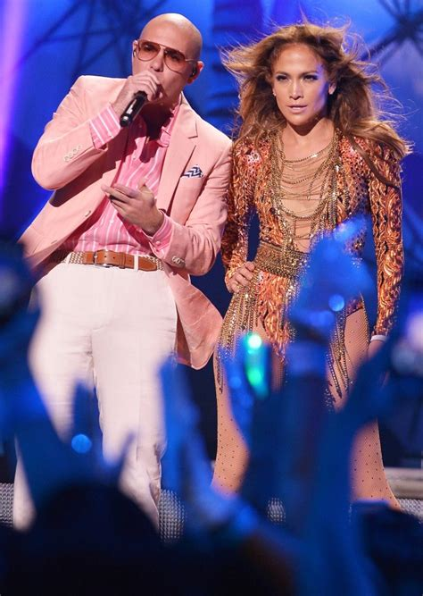 Pitbull and Jennifer Lopez Join Forces for FIFA World Cup ...