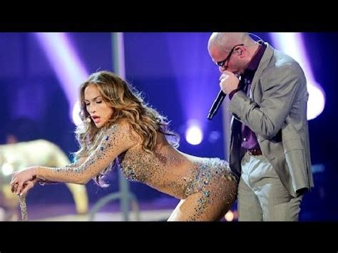 Pitbull Jennifer Lopez en We Are One  Ole Ola  Calienta ...