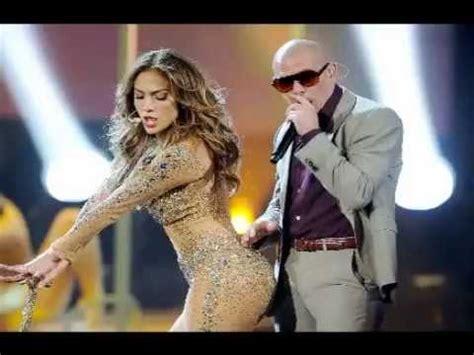 PITBULL Vs Jennifer Lopez  SEXY  in IPL 2014 Opening ...